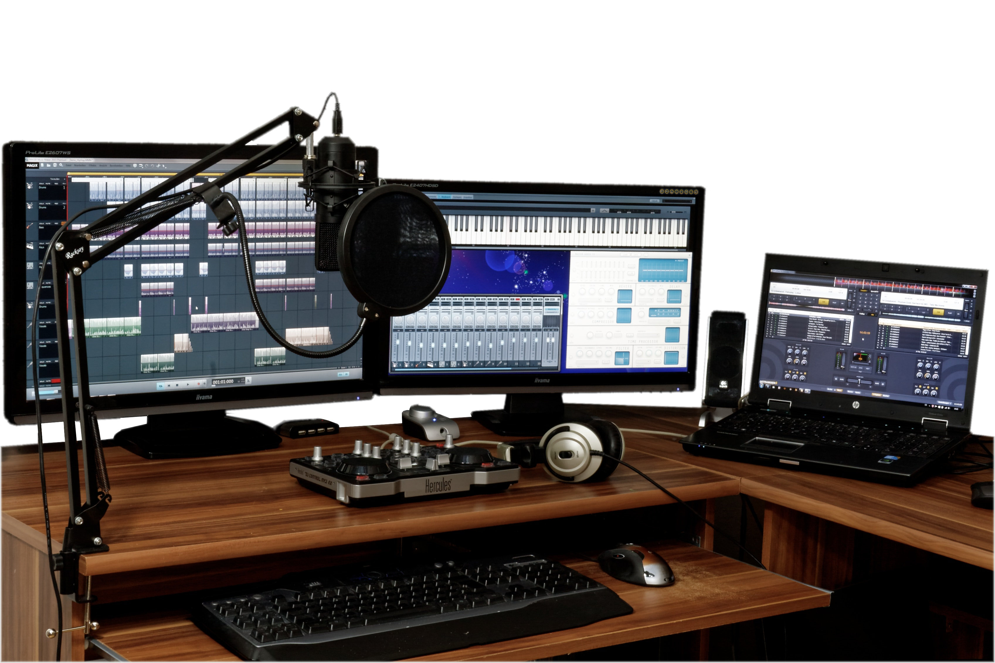 Audio Business Computer 265672